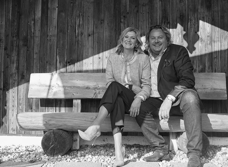 Nicole und Georg Hemsing
